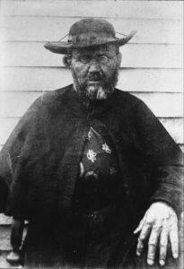 Pater Damiaan, op het einde van zijn leven