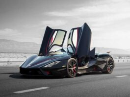 Snelste productie-auto ter wereld 2020