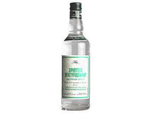 Spirytus Stawski - Sterkste dranken ter wereld