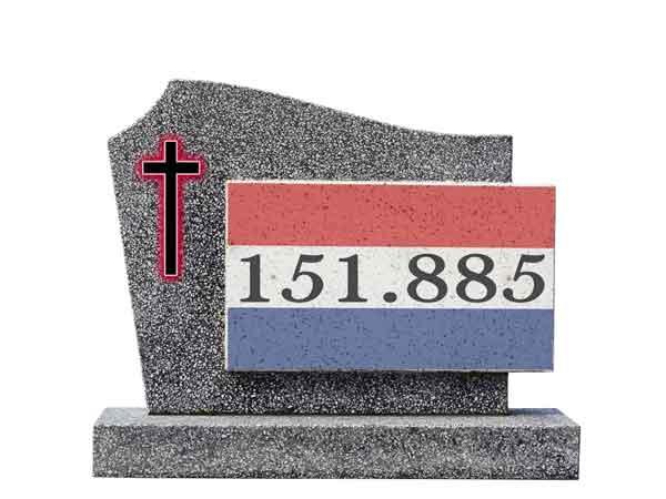 Waaraan gingen Nederlanders dood in 2019? Top 43
