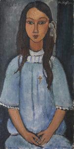 Alice (c.1918) - Amedeo Modigliani