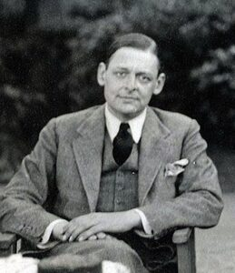 Eliot in 1934
