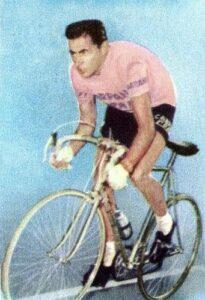 Fausto Coppi in het seizoen 1952 - 1953