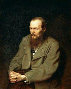 Fjodor Dostojevski (door Vasili Perov, 1872)