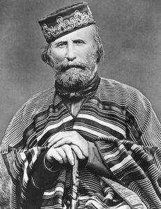 Garibaldi in 1866
