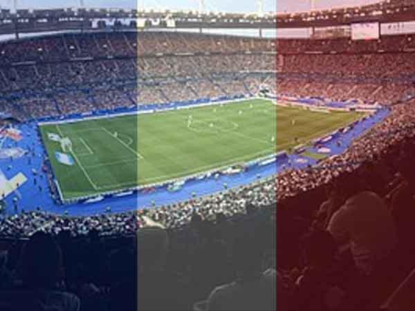 Grootste stadions in Frankrijk