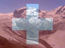 Hoogste bergen in Zwitserland