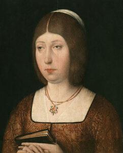 Isabella I van Castilië