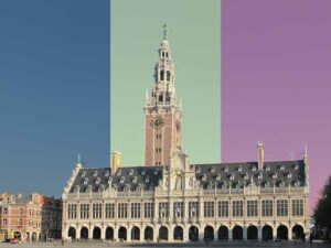 Beste universiteiten van België