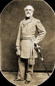 Robert E. Lee in 1863