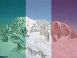 Hoogste bergen in Italië