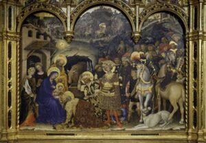Adorazione dei Magi / Aanbidding der wijzen (1306) - Giotto di Bondone