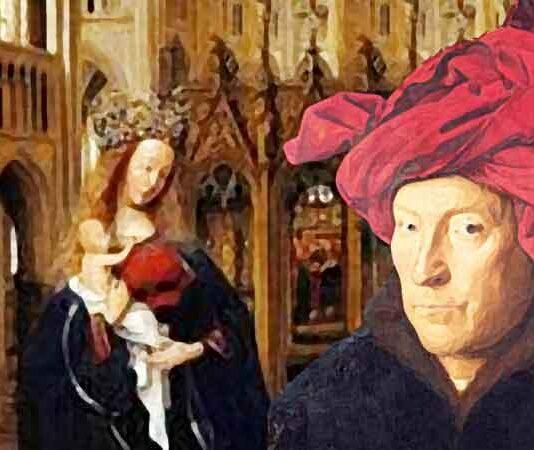 Beroemdste schilderijen van Jan van Eyck