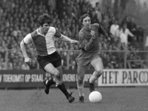 Duel Van Hanegem Cruijff 26 april 1970