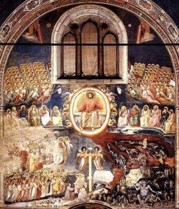 Giudizio Universale / Het laatste oordeel (1306) - Giotto di Bondone