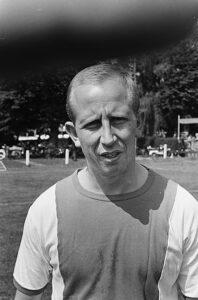 Henk Groot (7 augustus 1965, vriendschappelijk duel Ajax-Stoke City 5-3