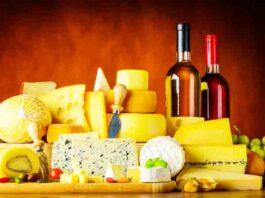 Kaas en wijn verminderen kans op Alzheimer