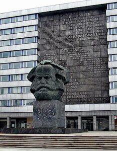 Karl-Marx-Monument - Chemnitz