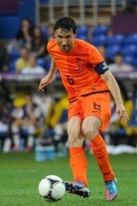 Mark van Bommel in 2012