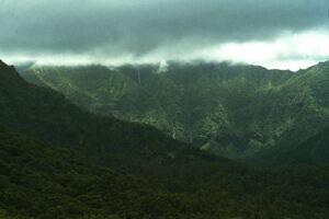 Mt. Waialeale