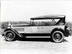 Packard Single Eight Touring