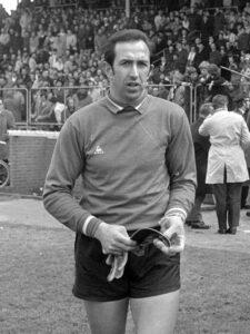 Eddy Pieters Graafland in 1970