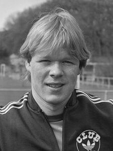 Ronald Koeman (1983)
