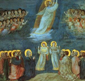 Scrovegni / Hemelvaart (1313) - Giotto di Bondone