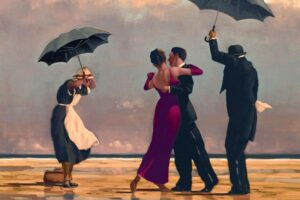 The Singing Butler (1992) - Jack Vettriano