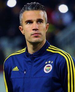 Van Persie bij Fenerbahçe (2016)