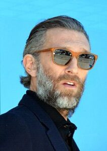 Vincent Cassel in 2016