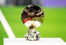 Beste voetballer van de wereld