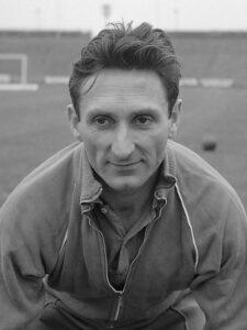 Wilkes in 1961