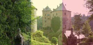 Mooiste kastelen van België - Burcht Reinhardstein