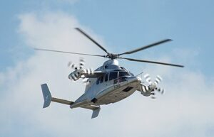Eurocopter X3 - 472 km per uur