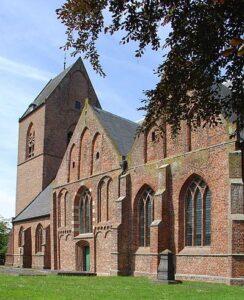 Hervormde Kerk uit 1200 - Loppersum (Groningen)