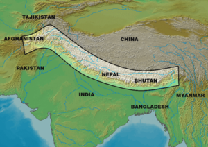 Himalayagebergte