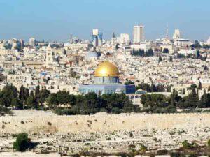 Jeruzalem - 50 Grootste steden in Israël