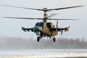 Ka-52 'Alligator'