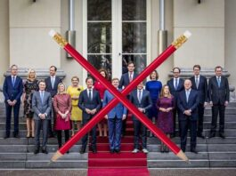 Alle kabinetten die zijn afgetreden in Nederland