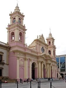 Kathedraal van Salta (Argentinië)