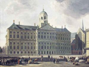 Mooiste stadhuizen van Nederland - Het Koninklijk Paleis Amsterdam