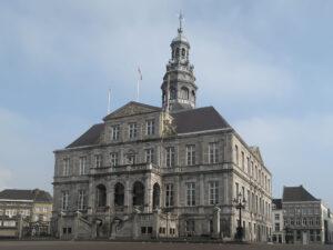 Post: Stadhuis van Maastricht, 1659-84