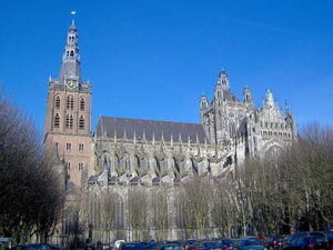 Sint-Jan te 's-Hertogenbosch Brabantse gotiek