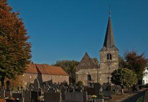 Sint-Salviuskerk uit 1000 - Limbricht (Limburg)