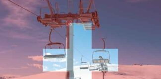 Grootste skigebieden in Zwitserland