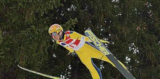 Beste skischansspringers aller tijden