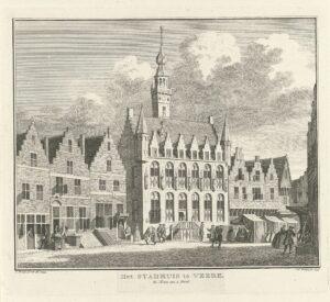 Stadhuis van Veere (1736)