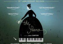 The Piano: 100 beste films geregisseerd door vrouwen