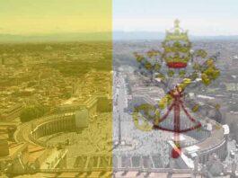 Vaticaanstad - Kleinste hoofdsteden van Europa